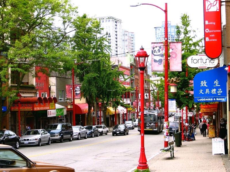 A Wok Around China Town