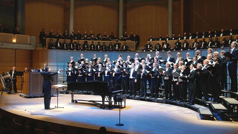 Chor Leoni Men's Choir 2017/18 Season