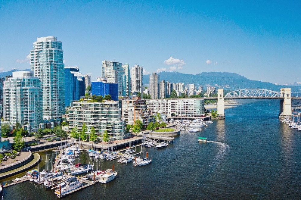 Development of urbanism in Vancouver