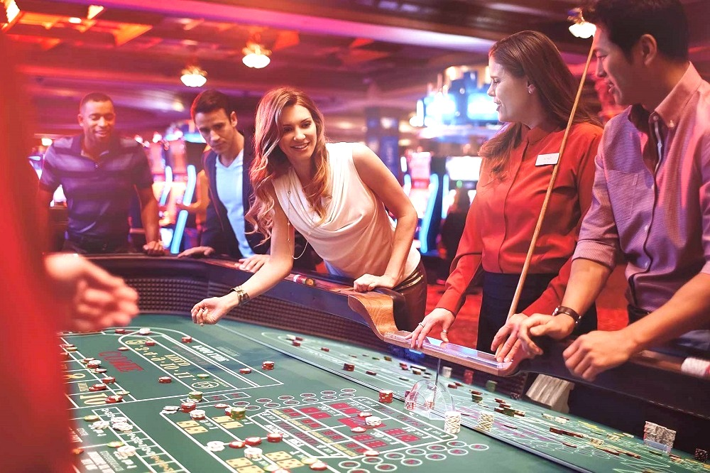 The top hotels with a casino in Vancouver