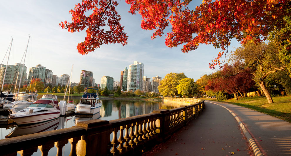 What tourist attractions you can find in Vancouver
